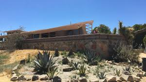 100 Frank Lloyd Wright Jr In Joshua Tree UFO Spotters And Psychedelic Rockers Gather