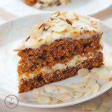 saftiger karottenkuchen schnell vegan