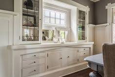 Beautiful Built In Buffet The Modern Cottage Company