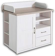 luca elegante schlafzimmer kommode im landhausstil stilvoll ausdrucksstark in pinie weiß trüffel 60 x 101 x 43 cm b h t