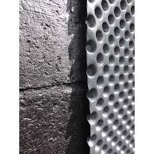 etanchéité des fondations murs enterrés et dalles drainage