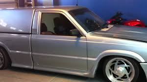 Mazda B2200 Minitruck Bagged Shaved Bass Orion.MOV - YouTube