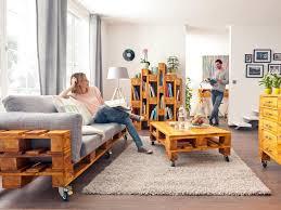 palettenmöbel selber bauen bauhaus