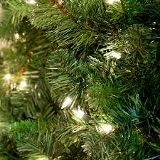 Silvertip Fir Christmas Tree by Holiday Living 9 Ft Pre Lit Robinson Fir Artificial Christmas Tree