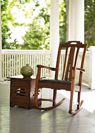 Charles Stickley Rocking Chair by Traditions Furniture