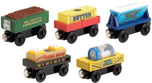 Thomas & Friends Wooden Railway – Cookie Factory Cargo Pack With ... Cfusion And Delay Thomas Troublesome Truck Trouble Ep 2 Download The Htite 2010 Bachmann 98002 G Scale Goods Wagon New Trafficclub Goes Fishing James The Trucks Friends Accidents Will Happen Song Youtube Product Categories Wagons Sawyer Models Faces Covered Wwwtopsimagescom Bachmann Percy Troublesome Trucks Large