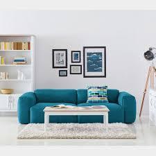 studio copenhagen sofa hudson ii türkis webstoff skandi