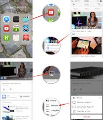 How to AirPlay video from your iPhone or iPad to your Apple TV