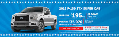 100 Lease Truck Deals Ford F150 And Specials In MA Ford F150 Near