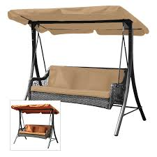 Garden Treasures Patio Furniture Manufacturer by Replacement Swing Canopies For Home Depot Swings Garden Winds
