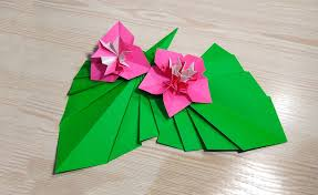 Ideas Large Size Origami Leaf For Decor Easy Way To Decorate Your Room Christmas