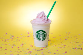 What s In A Starbucks Birthday Cake Frappuccino It s A