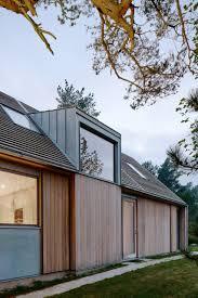 100 Contemporary Summer House Johan Sundberg Transforms Swedish Summer House With Larch Wood