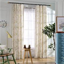 Material For Curtains And Blinds by Cotton Linen Blackout Curtains Tulle Curtains For Living Room