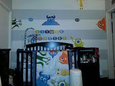 Monsters Inc Baby Bedding by Monster Inc Nursery La U0027s Room Pinterest Nursery Monsters