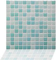 3d wandfliesen für küche badezimmer wasserdicht anti öl wand fliesen mosaik wand dekor klebrige wandpaneele kunststoff mosaik panels