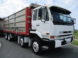 100 Penske Trucks For Sale 2003 Used Nissan CG400 At New Zealand Serving Mt Maunganui