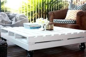 Top Rated Pallet Coffee Table Ideas Painted White Plans