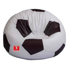 ComfyBean - Football Shape- Bean Bags - Size XXXL - Filled ... Welcome To Beanbagmart Home Bean Bag Mart Biggest Chair In The World Minimalist Interior Design Us 249 30 Offfootball Inflatable Sofa Air Soccer Football Self Portable Outdoor Garden Living Room Fniture Cornerin Soccers Fun Comfortable Sit And Relaxing Awb Comfybean Shape Bags Size Xxl Filled With Beans Filler Ccc Black Orange Buy Lazy Dude Store In Dhaka Bangladesh How Do I Select The Size Of A Bean Bag Much Beans Are Shop Regal In House Velvet 7 Kg Online Faux Leather