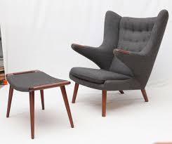 Vintage Hans Wegner Papa Bear Chair by Hans Wegner