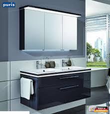 puris cool line badmöbel 120 cm mit doppelwaschtisch s2a431a69 wme71201 wua381a3m
