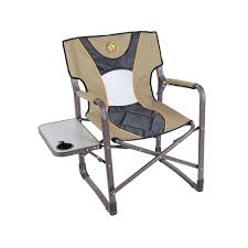 MEERKAT Directors Chair With Side Table - Bushtec Adventure Directors Chairs With Folding Side Table Youtube Mings Mark Stylish Camping Brown Full Back Chair Costway Compact Alinum Cup Deluxe Tall Director W And Holder Side Table Cooler Old Man Emu Adventure 4x4 With Black 156743 Rv Outdoor Meerkat Bushtec Heavy Duty Marquee Alinium Home Portable Pnic Set Double Chairumbrellatable Blue Shop Outsunny Steel Camp
