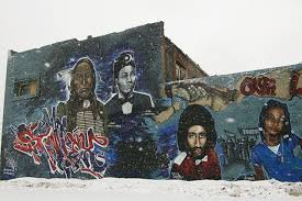 Big Ang Mural Petition by While Artist Sintex Fights U0027culture Vultures U0027 Detroit Gears Up