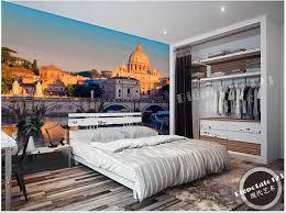 benutzerdefinierte castle wand papier großes wandbild sonne schloss für wohnzimmer schlafzimmer tv wand tapete papier de parede vinyl