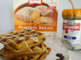 Libby Pumpkin Bread Recipe With Kit by Pumpkin Spice Chocolate Chip Waffles Forks And Folly
