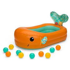 infantino go gaga bubble ball bath tub orange target