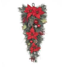 Prelit Christmas Tree That Puts Up Itself by Home Accents Holiday 32 In Battery Operated Plaza Artificial