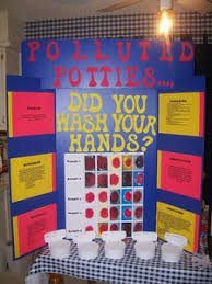 How To Set Up A Science Fair Project Board