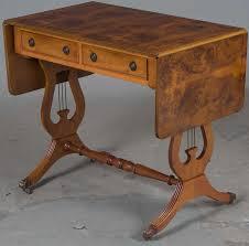 Drop Front Writing Desk by Antique Drop Leaf Desk