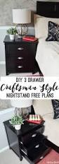 best 25 nightstand plans ideas on pinterest diy nightstand