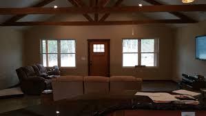 Front Door Opens In Middle Of Living Room