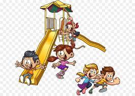 Playground Slide Child Clip Art