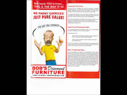 Bob s Furniture Stoughton MA fails with its loyal Customer Goof