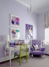 Teen Girl Purple Room