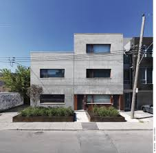 100 Concrete Residential Homes The Beaumont House Henri Cleinge ArchDaily