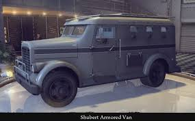 Shubert Armored Van | Mafia Wiki | FANDOM Powered By Wikia Armored Car Robbery Suspects Armed And Very Dangerous Nbc 6 Brinks Donates Armored Truck To Special Response Team Crawford Thanks For Nothing Brinks Nazarene Space Inside Truck Pictures Security Companies Guards Car Guard Killed In Houston Robbery 2 Thieves On The Run After Robbing Texture Camion De La Gta5modscom Biloxi Pds Is Ready Roll If Need The Sun Herald Intertional Armor Group Headquarters Shop Tour