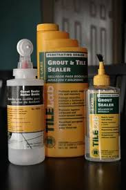 Homax Tile Guard Grout Sealer by Before And After Grout Plus Clean And Color Seal Grout Plus
