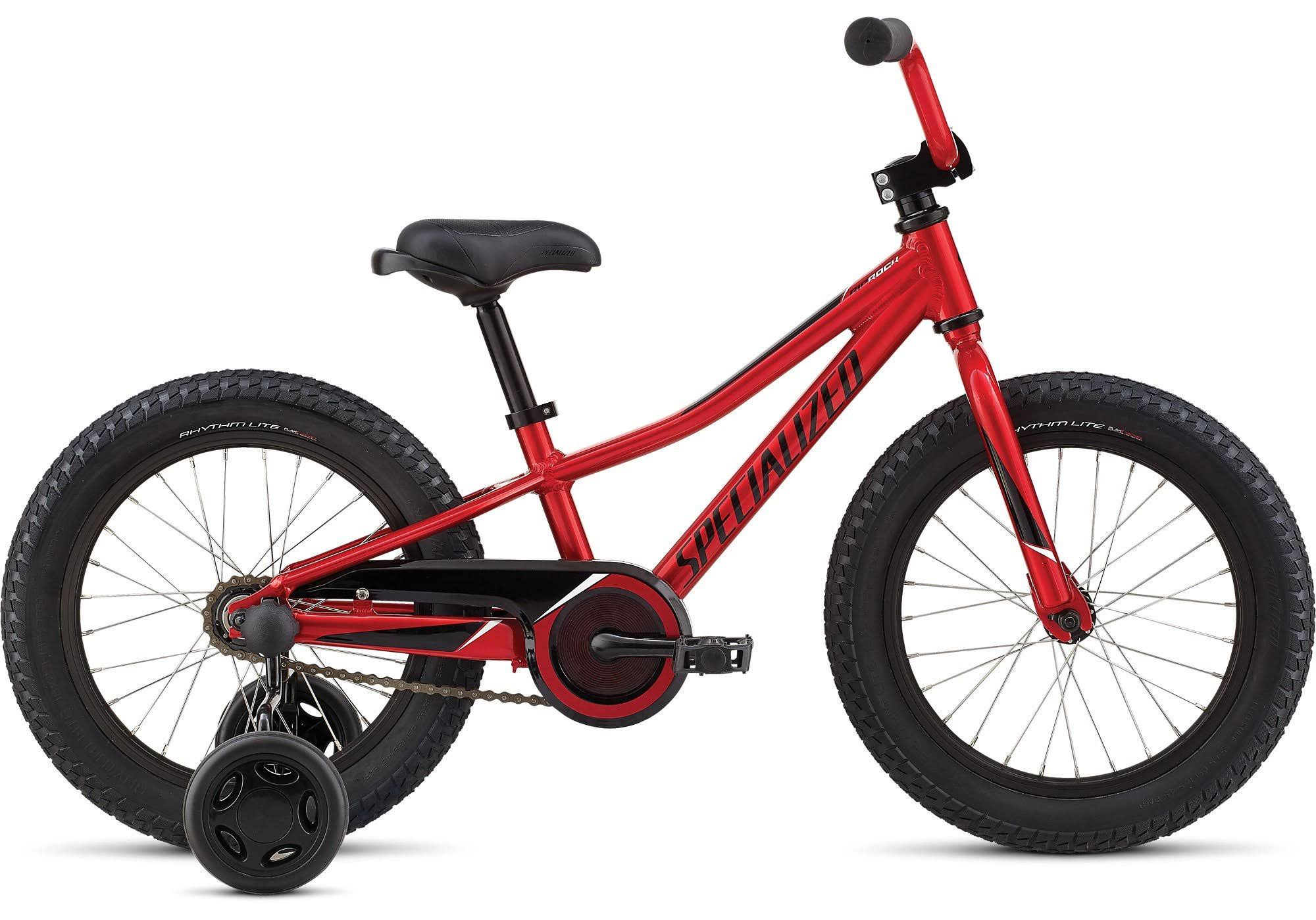 Specialized Riprock 16 Coaster Candy Red/Black/White / 7