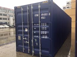 104 40 Foot Shipping Container Ft High Cube K Tainer