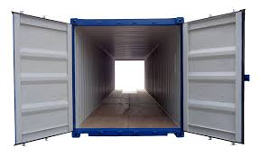 100 40 Foot Containers For Sale FT Standard Double Door New One Trip Shipping Container