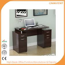 bureau enseignant pas cher durable ordinateur de bureau en bois enseignant modèle
