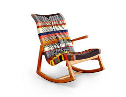 Masaya & Co Amador Rocking Chair & Reviews   Wayfair.ca Spark Fniture Kloris Tobacco Rocking Chair Cambridge Casual Alston Porch Cathleen Outdoor Luca Linen Me And My Trend Knoll Intertional Barcelona Relax Antique White Painted Wooden Rocking Chair In Corner Of Corda Patio Chairs Vola Glider Fjord Rar Eames Design Brown