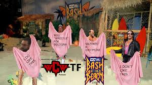 Halloween Havoc 1998 by Wcwtf Podcast Bast At The Beach 1998 U2013 Idiots With Mics