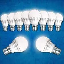 homeshop18 is offering set of 10 led light bulbs from felix rs