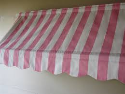 Made-To-Order Indoor Awning Curtain - Custom Made Width (51