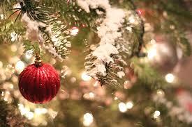 Pink Christmas Tree Flocking Spray by Mockingbird Cottage Homemade Christmas Tree Flocking